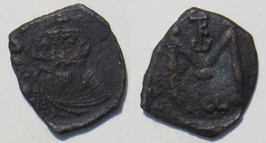Coins & Paper Money Reasonable Anonymous Byzantine Coin Ae Follis Constantine X Constantinople 1059-1067 Ad