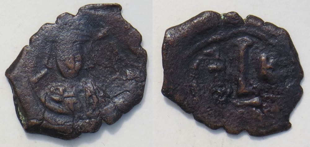 Byzantine (300-1400 Ad) Coins: Ancient Reasonable Anonymous Byzantine Coin Ae Follis Constantine X Constantinople 1059-1067 Ad