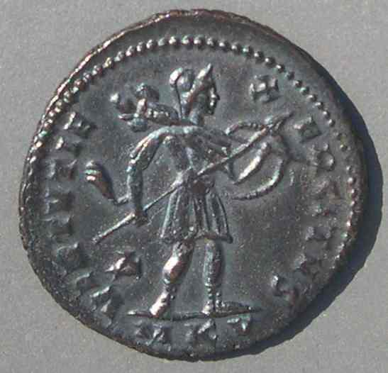 Qualified Gal Val Maximinus Coins