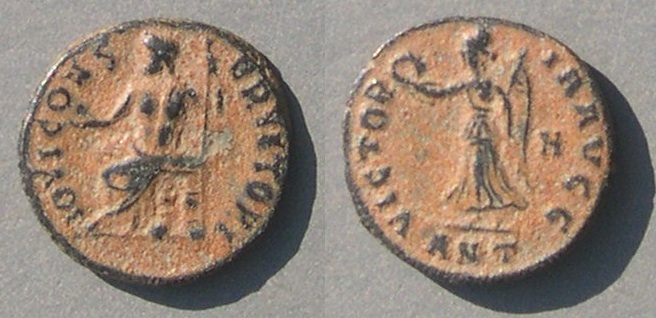 Ancient Greek and Roman Coins