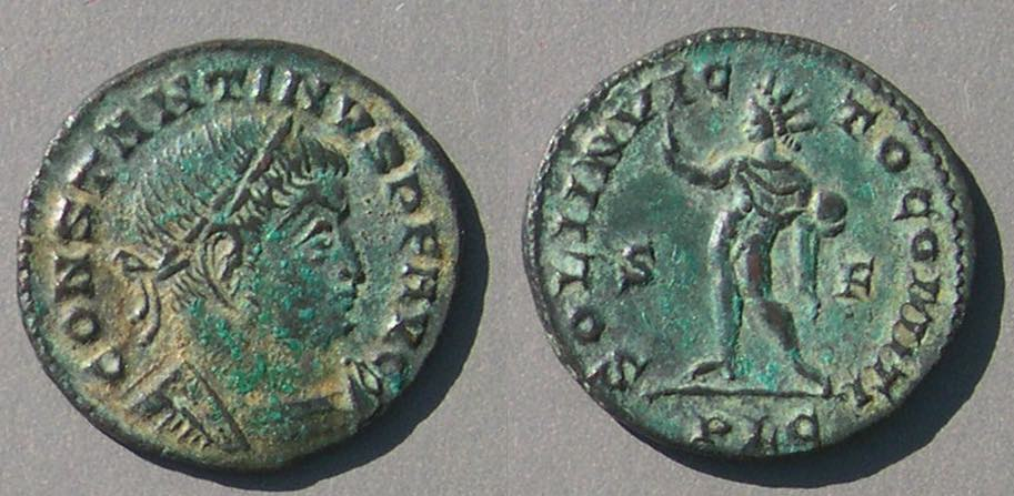 Ancient Roman and Greek Coins, page 3